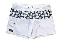 Caribeach Swim Shorts / Shorts de bain