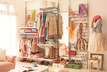 amazing closets / by kandee johnson