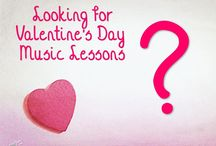 Elementary Music Valentine's and President's Day Lessons / Valentine's Day and President's day General Music class lessons, songs, activities, games. Free and Paid resources.