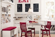 Kitchen/ Dining Thoughts / by Cristina Lacefield