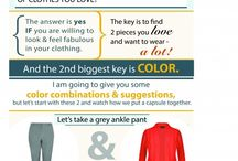 Capsule Dressing - Find 2 / How to utilize a capsule wardrobe to streamline your morning and save you time and money.