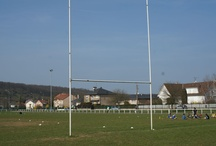 RUGBY / by Frederic Ritter