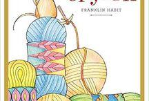 Knit & Crochet Books / by Edie Eckman
