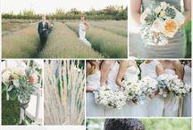 Rustic/ Natural Weddings