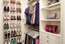 Walk in closet ideer