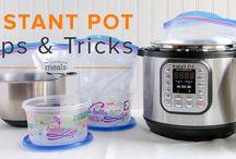 Instant Pot / Pressure Cooker