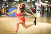 TRX workouts