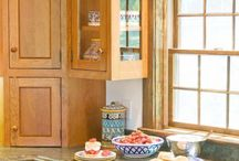 Kitchen ideas / Theme is a 1900 Swedish Country Kitchen with contemporary and Chester County influences.