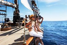Yacht Prince de Neufchatel / Kivotos Luxury Boutique Hotel has a privately owned stunning 25-meter schooner, which is available for the exclusive use of hotel guests for day or weekly cruises in nearby islands, pristine inaccessible beaches, and rocky islets. http://www.yachtprince.gr/