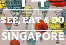 Singapore Bucket List / Best things to see and do in Singapore, dream destinations, transportation, attractions, excursions, places to see, national parks, hikes. Travel bucket list collection. Best places for backpackers.