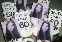 60 birthday ideas / by Megan Fahs