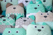 poduszki dziecięce
