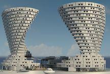 Aqua Hotel / Hospitality Architecture