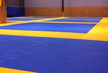 Exporter and manufacturer of Interlocking Mats, Karate Mats