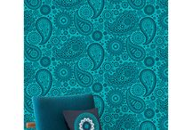 Polly Wallpaper