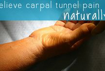 natural help for carpel tunnel syndrome