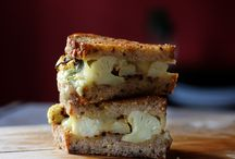 Vegetarian Sandwiches  / by Gabrielle Zelda (no, really)