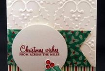 Stampin' Up! Holly Berry Happiness