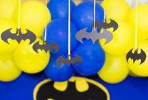 batman birthday theme