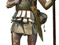 uniformes en la historia
