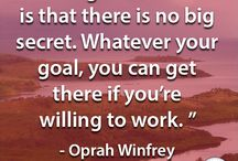 Motivational / Quotes, inspiration and words of wisdom from Your Weight Matters!