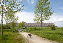 Kasteel Beeckendael | Beeckendael Castle, Haverleij / Kasteel Beeckendael 's-Hertogenbosch by KAAN Architecten. Pics by @svd_fotografie