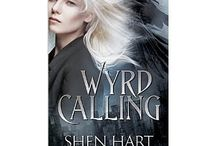 Urban Fantasy / A collection of beautiful urban fantasy book covers.