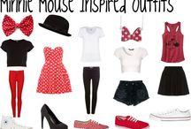 Disney character clothes