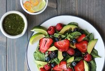 Salads Galore!!