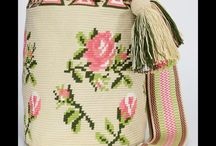 mochila bags/ clutches / patterns & photos