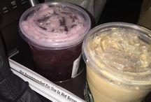 Favorite Starbucks drinks