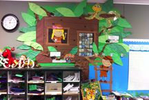Bulletin Boards: Magic Tree House / by Polly Wickstrom