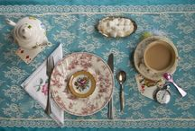 English Tea Party Ideas / Having some afternoon tea? Put on your favorite tea dress and let's chit-chat! / by Miss Mints