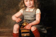 Fine Arts-Les Infants / by Gayle Beck