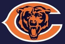 Chicago Sports / White Sox, Cubs, Bulls, Black Hawks, Bears! / by Linda Swoboda