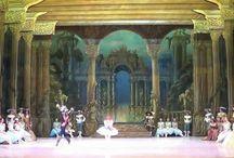 Sleeping Beauty / Ideas for Academy Dance Company's Spring Ballet.