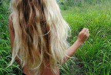 Hair / Cheveux été