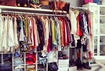 Closets / by Christianna Mendoza