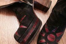 Seventies men's boots