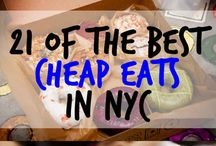 New York City ❤️ Food / What to eat in NYC