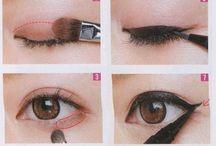 Makeup , nails and more