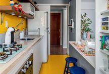 Dapur / Temukan inspirasi desain dapur impian anda dalam berbagai gaya: Mediteran, Modern, Tropis, Eklektik, dsb;  hanya di homify.