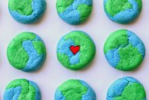 Earth Day / Crafts & Activities that Teach Kids About the World Around Them. Earth Day, Planet Earth, and Geography for Kids