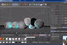 C4D tutorials / by Raymond Lewis