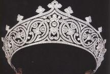 Tiary angielskie - Mountbatten tiara