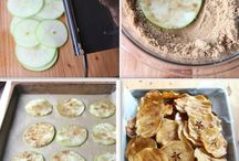 Snack healthy / Healthy, whole food ingredient snacks! Better than what you find in the vending machine! :) / by Juice Recipes