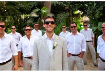 Future Plans- Groomsmen attire / by Missy Chase
