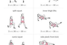 Workout Legs and Glutes