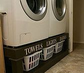 Laundry Ideas