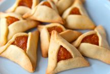 Recipes for Biblical Festivals and other holy days
